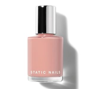 🏷  NEW STATIC NAILS LACQUER IN MAKE ME BLU